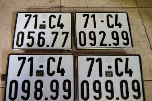 Danh sách biển số xe máy khắp các tỉnh thành phố