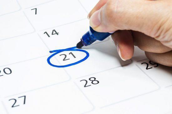 Xem các ngày bất tương trong tháng để lên kế hoạch cho các việc cưới hỏi